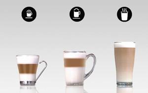 Kaffeevariationen mit Krups XL 2000